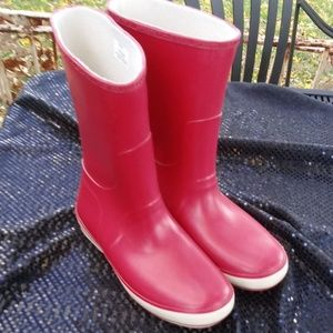 Vintage Sperry rubber boots
